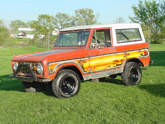For Sale 1975 Bill Stroppe Bronco.html | Autos Post
